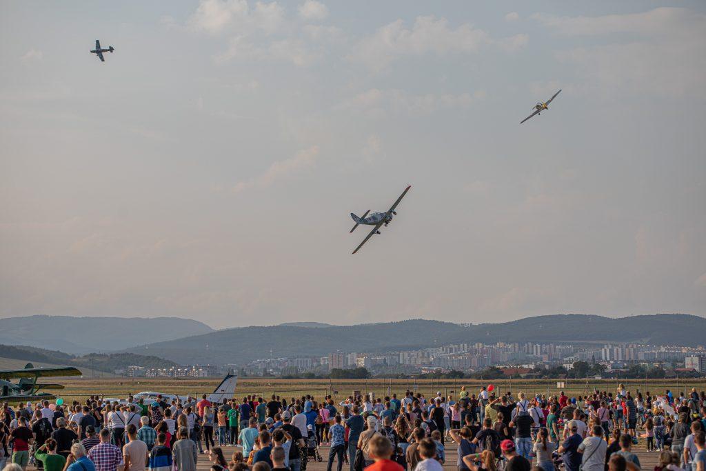 retro sky team košické letecké dni 2019