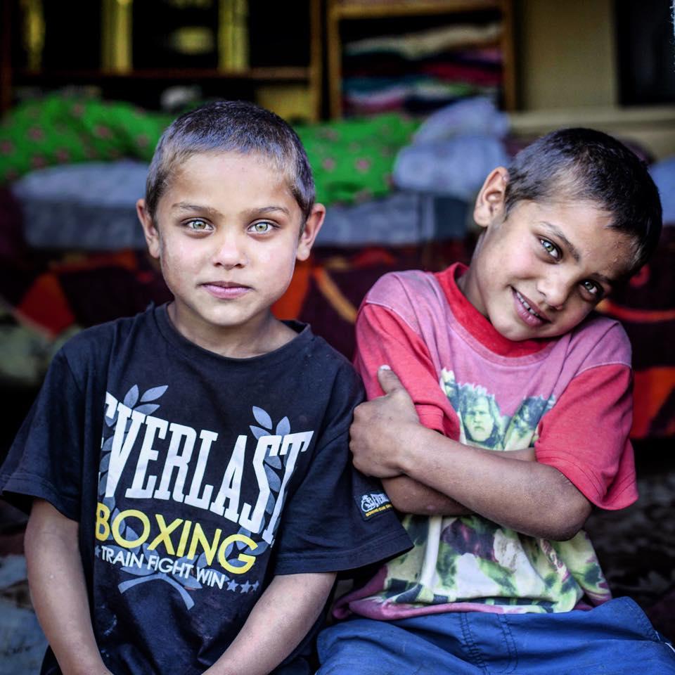 rómske dvojičky
